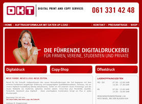 Drupal Business-Website Bernburg