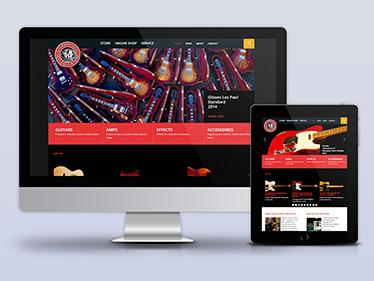 Gitarren Online-Shop